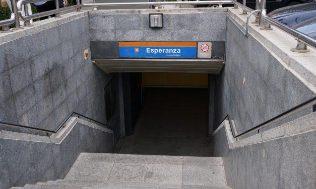 Sin noticias del cierre de la línea 4 de Metro