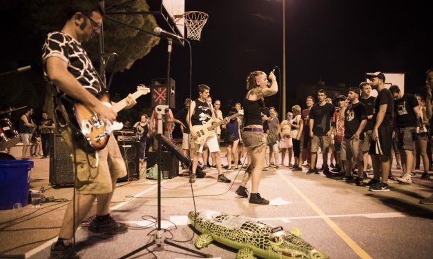 El punk vuelve a Hortaleza con el Luis Aragofest