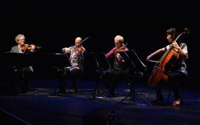 Veranos de la Villa: concierto de Kronos Quartet