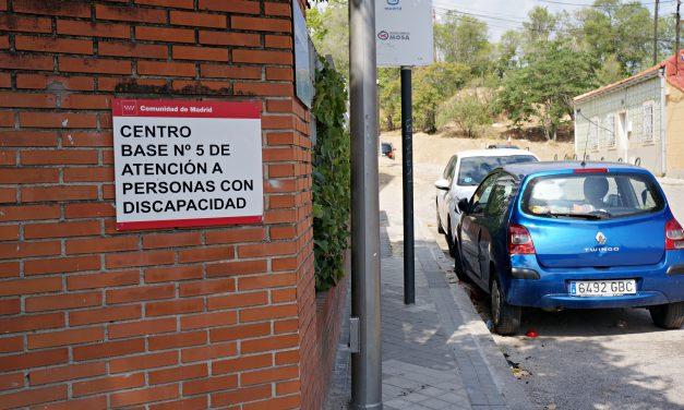 Un camino de obstáculos para personas con discapacidad