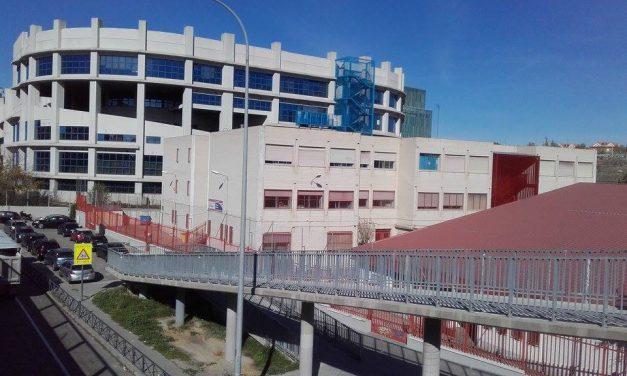 Bicicletada en Hortaleza para reivindicar caminos seguros a los colegios