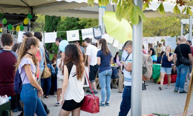 La Feria de Asociaciones marca el inicio del otoño