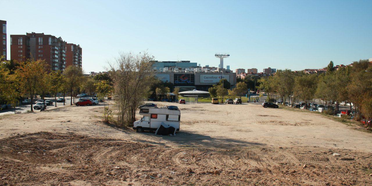 Crece el rechazo al parking de Mar de Cristal