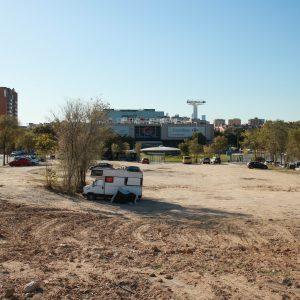 Hortaleza tendrá cuatro aparcamientos disuasorios