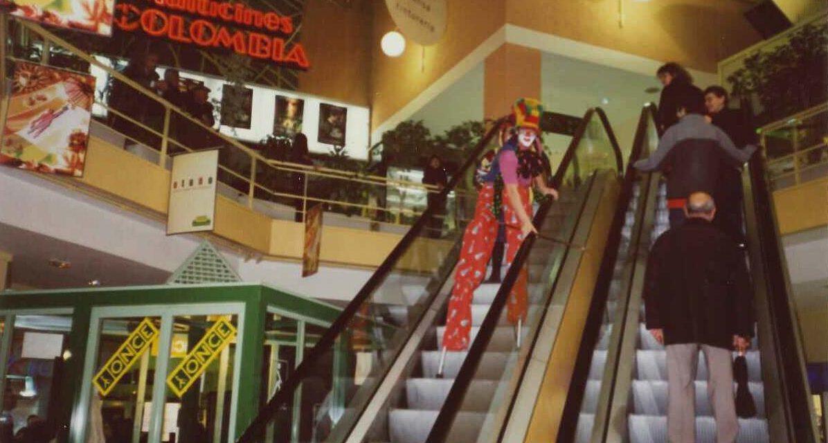 El Centro Comercial Colombia cumple 30 años
