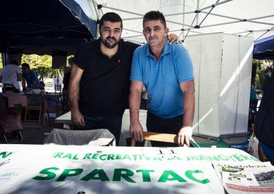 C.D. Spartac de Manoteras (www.spartacdemanoteras.com). SANDRA BLANCO