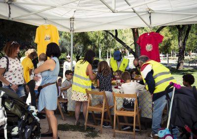Taller de reciclaje. Asociación El Olivar. SANDRA BLANCO