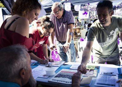 Feria de Asociaciones de Hortaleza. SANDRA BLANCO