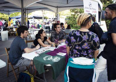 Asociación Jóvenes del Parque. SANDRA BLANCO