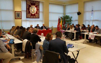 El Pleno de Hortaleza se reúne cuatro meses después