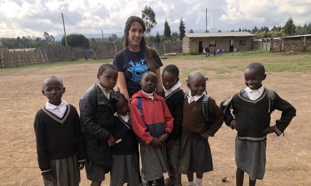 Ayuda desde Hortaleza para una escuela en Kenia