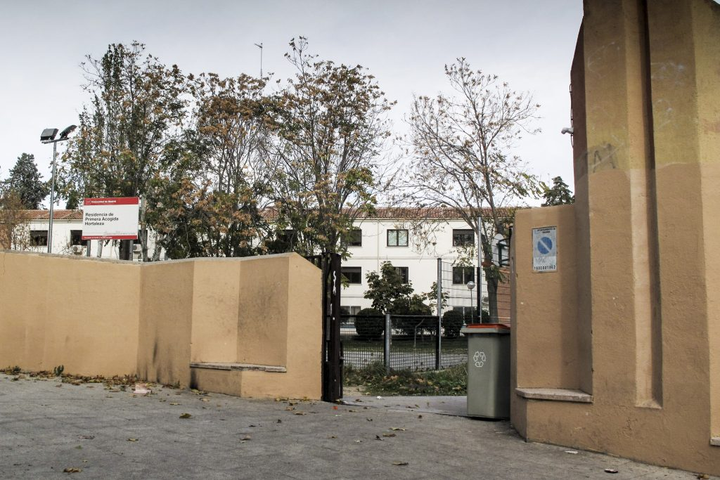 Los educadores del Centro de Primera Acogida de Hortaleza denuncian su situación en un comunicado