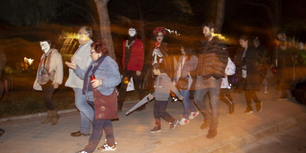 Dos días de misterio y terror festivo en Manoteras