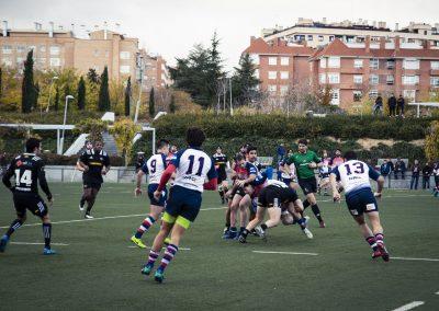 XV HORTALEZA vs LICEO FRANCES