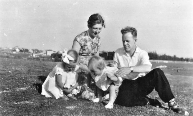 Holandeses en Hortaleza en los años cincuenta