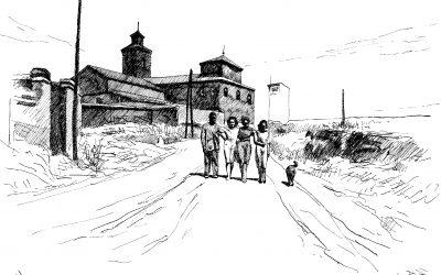 Hortaleza, 1949