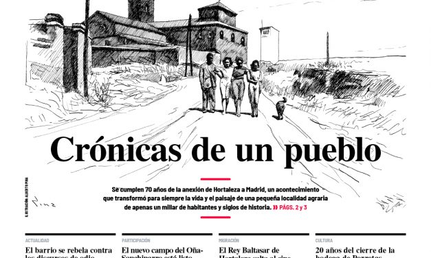 Hortaleza Periódico Vecinal, nº 50