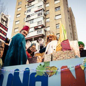 "El Pleno de Hortaleza declara ""evento de especial interés"" a la Cabalgata de Hortaleza"