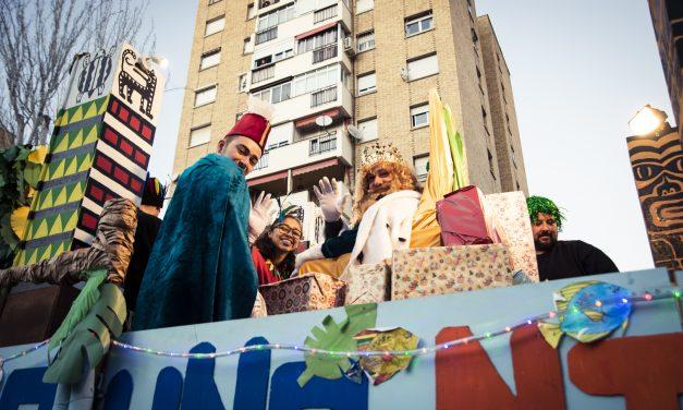 El Pleno de Hortaleza declara «evento de especial interés» a la Cabalgata de Hortaleza