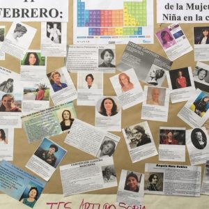 El Día Internacional de la Mujer y la Niña en la Ciencia también en Hortaleza