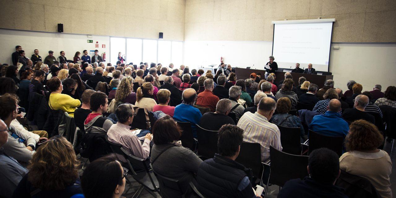 El Foro Local de Hortaleza queda constituido con una gran participación