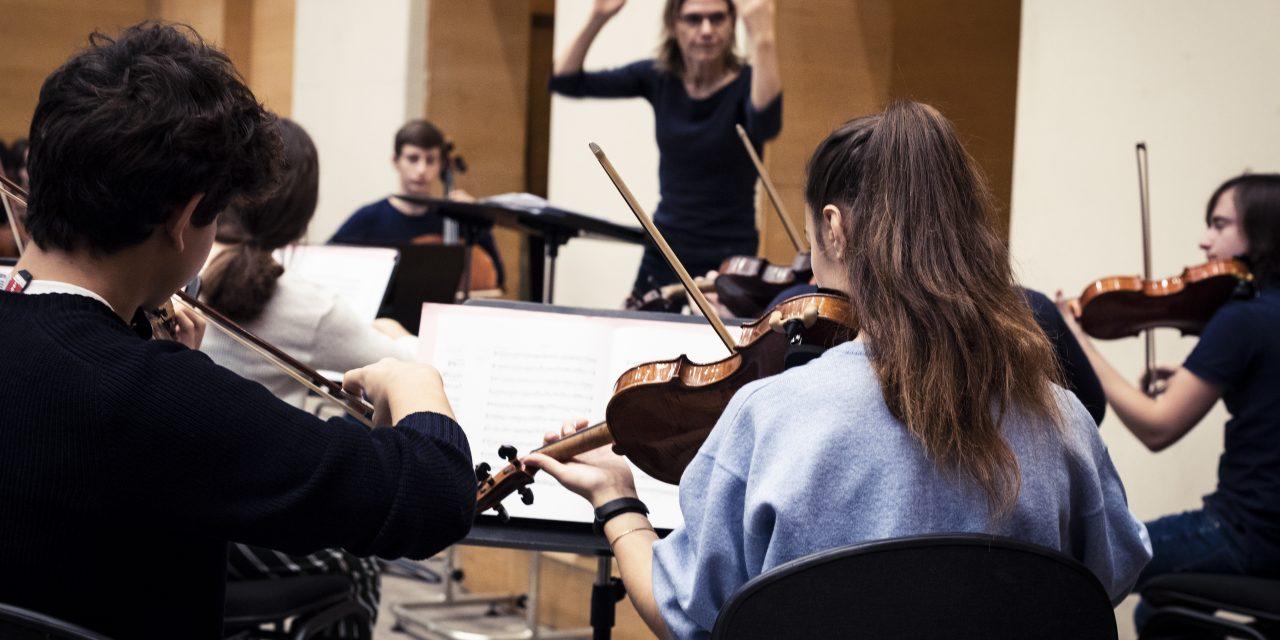Fundación ORCAM, empleando la música para aprender y disfrutar