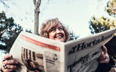 """""""El periodismo local es imprescindible, especialmente en Madrid"""""""
