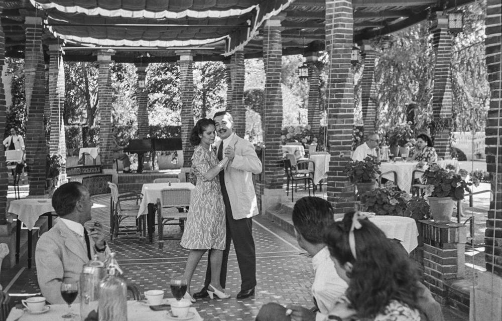 Parque Jardín Villa Rosa, la sala de fiestas más distinguida de la posguerra