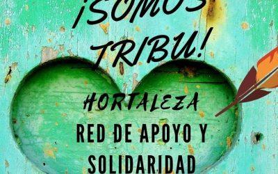 Somos Tribu Hortaleza, una red de ayuda solidaria