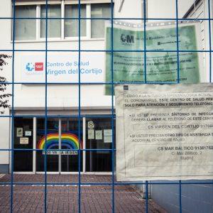 Los pacientes de Virgen del Cortijo, derivados a Mar Báltico por el cierre de su centro de salud