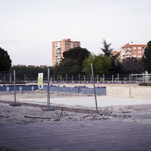 Las piscinas municipales, en julio  como pronto y a mitad de aforo
