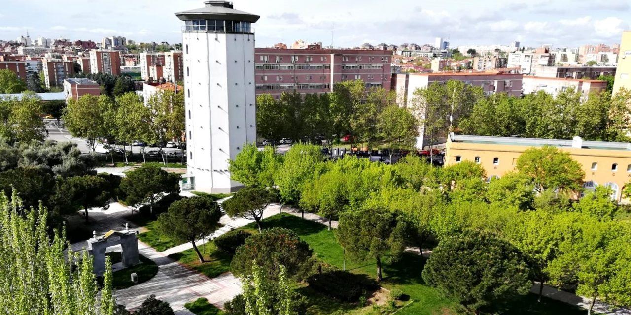 La mayoría de los parques de Hortaleza reabren