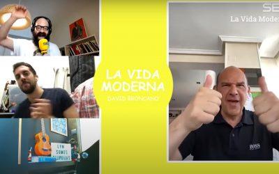 El programa 'La Vida Moderna' desvela que IFEMA acogerá un autocine este verano