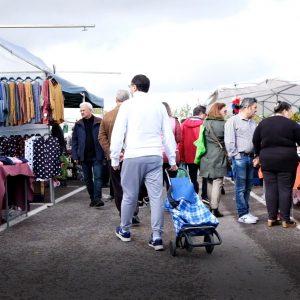 Los mercadillos de Hortaleza regresan esta semana