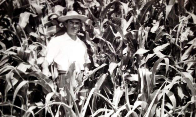El último agricultor