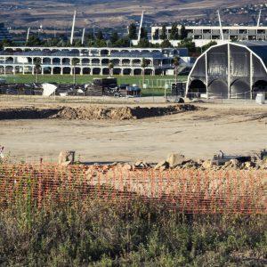 Ifema comienza su expansión en Valdebebas