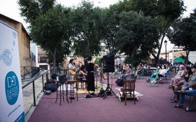 Los Veranos de la Plaza llenan de música los Jardines de Josefa Arquero