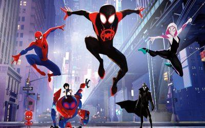 Cine de verano de Hortaleza: Spider-Man: Un nuevo universo