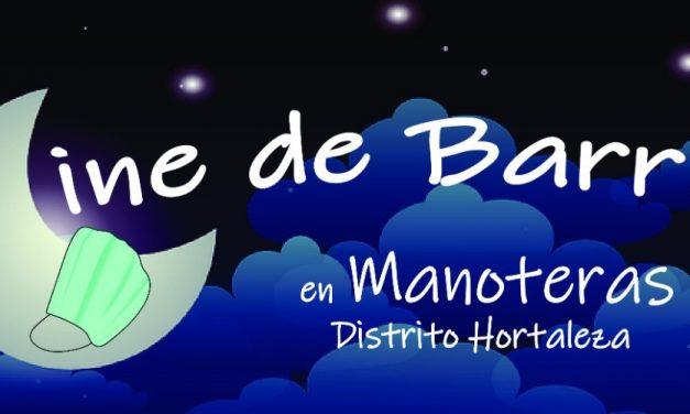 Cine de Barrio de Manoteras