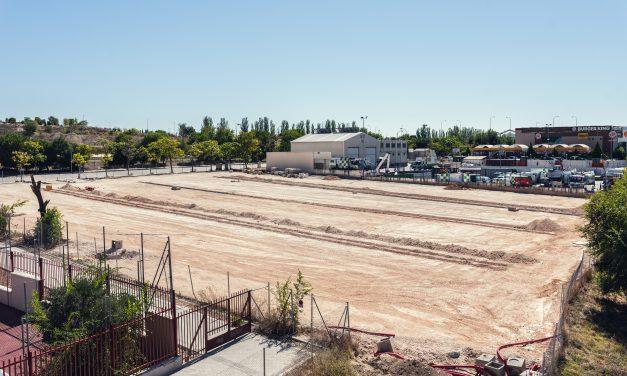 El Ayuntamiento autoriza un parking de Iberdrola en una parcela municipal