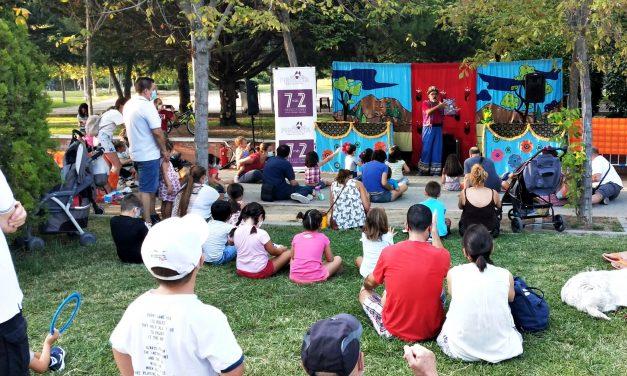 Actividades infantiles los fines de semana en parques de Hortaleza