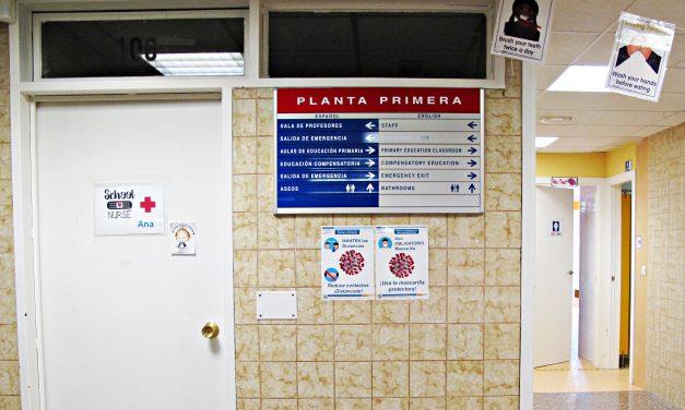 El refuerzo de limpieza añade incertidumbre a la vuelta al cole en Hortaleza
