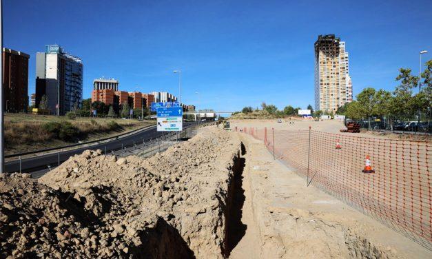 El aparcamiento de Fuente de la Mora estará listo para 2021