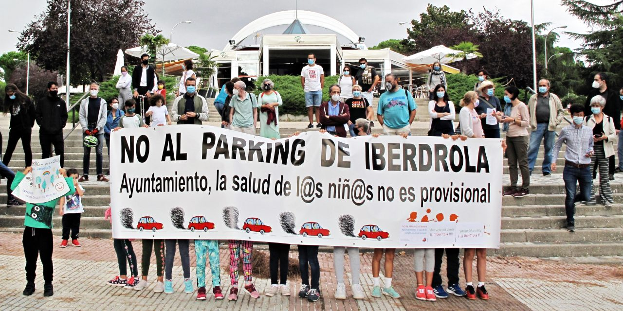 El Ayuntamiento recuperará la parcela del aparcamiento de Iberdrola en Hortaleza