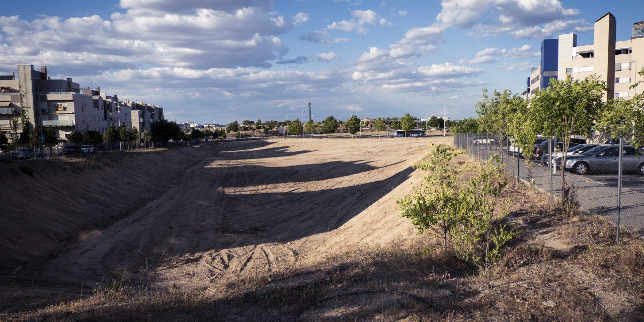 El Ayuntamiento saca a la venta suelo municipal en Las Cárcavas para oficinas