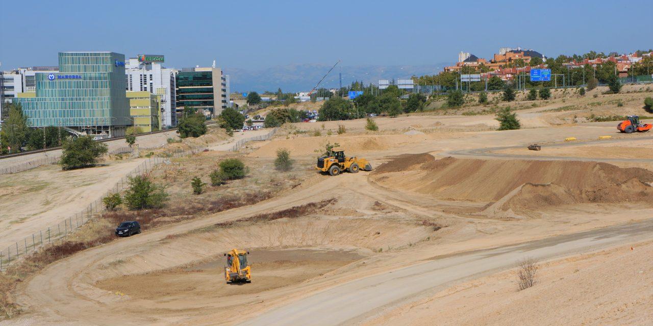 El Bosque Metropolitano prepara el terreno
