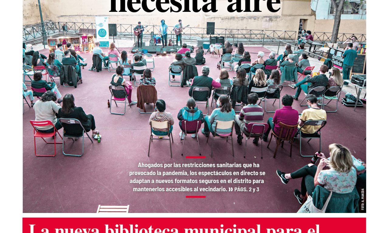 Hortaleza Periódico Vecinal, número 54