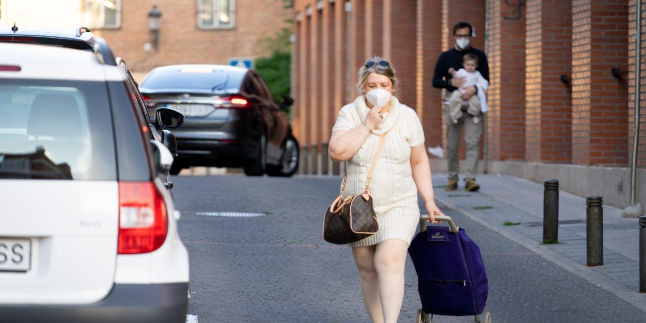 Septiembre dispara los contagios en Hortaleza