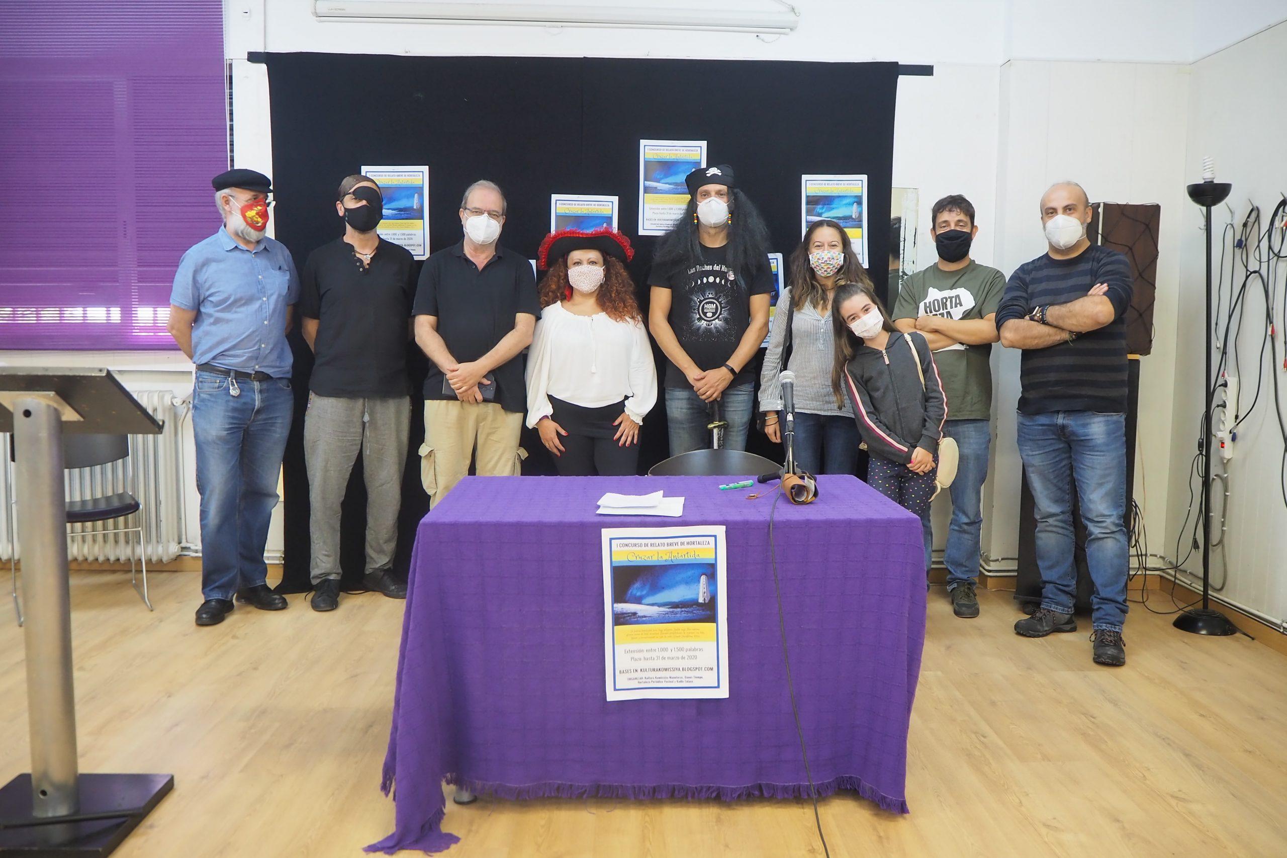 Premios Cruzar la Antártida