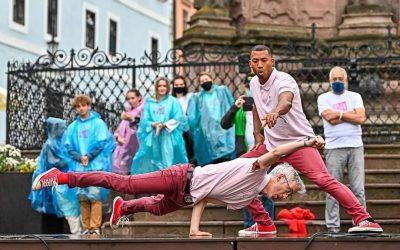 Ocio y cultura en Manoteras: espectáculo y taller de danza urbana con Umami Dance Theatre